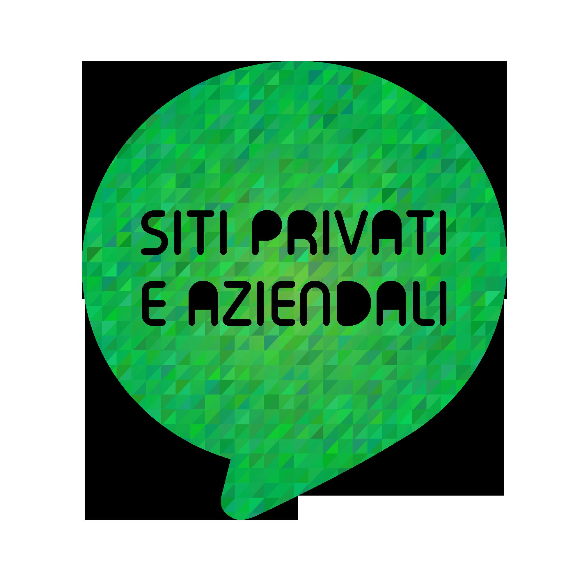 Siti privati e Aziendali